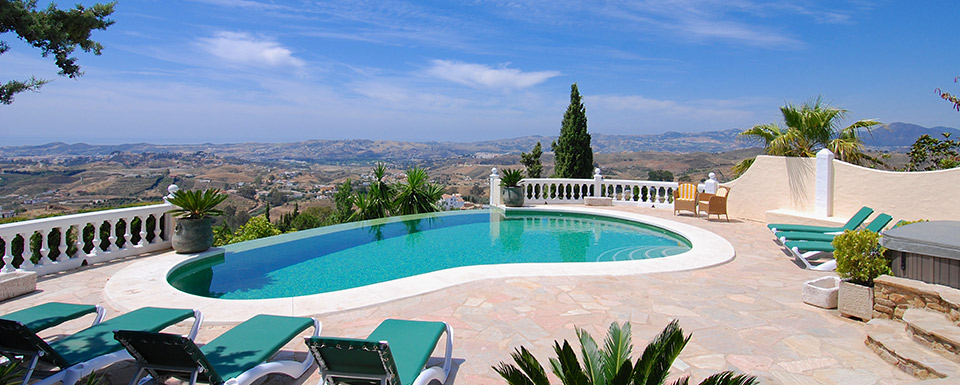 Holiday Villas In Costa Del Sol