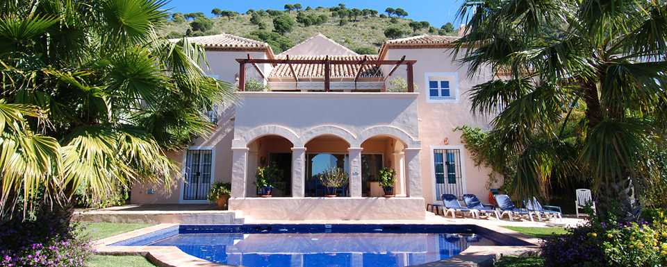 Casa Sierra Is A Beautiful Spanish Villa To Rent From