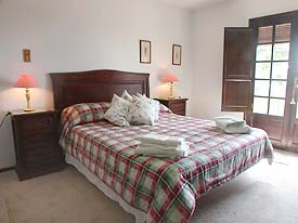 Las Acenas, Mijas - double bedroom