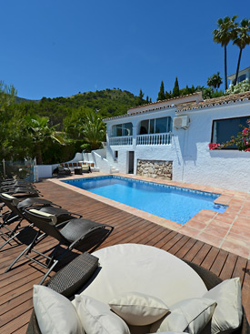 Casa Adelante - Mijas holiday villa for rent