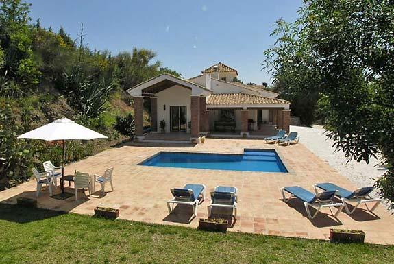 Casa 99 Costa Del Sol Holiday Villa For Rent