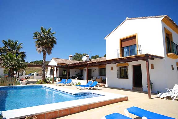 Villa holidays at Casa la Fuente, Mijas Spain