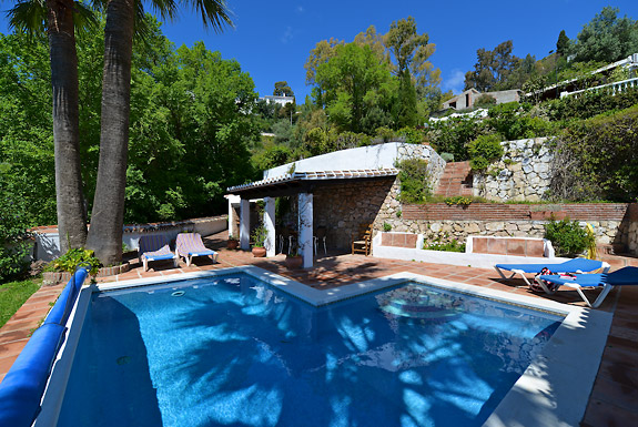 Casa Clover - Mijas Holiday Villa for rent