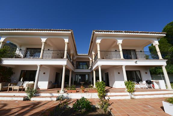 Las Columnas Is An Ideal Holiday Villa In Mijas Spain