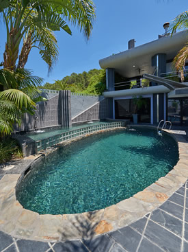 La Paz Stunning Modern Designer Villa To Rent Near
