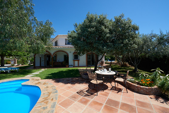 Malos Pelos A Charming Mijas Holiday Villa For Rent