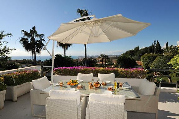 Rent A Luxury Costa Del Sol Holiday Villa Near Benalmadena
