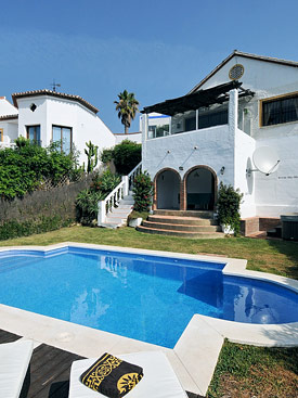 Paseo del Mar - Mijas Holiday Villa