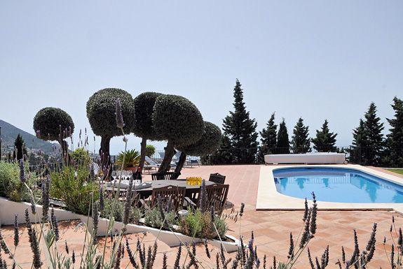 Los Patos villa for rent, Mijas, Andalucia