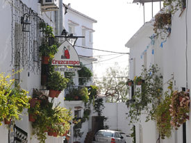 Bar Restaurant Alorcan - one of the best tapas bars in Mijas