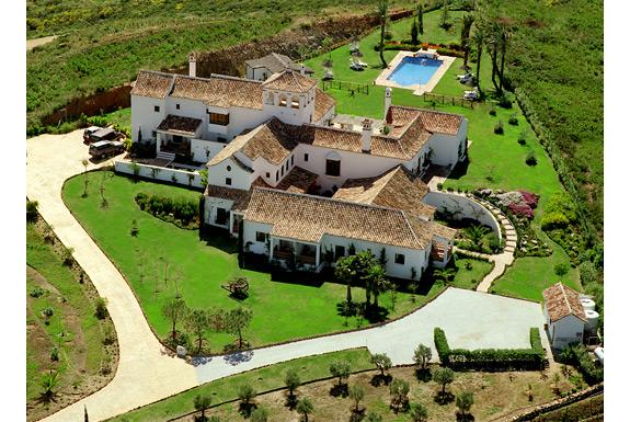 10 Bedroom Luxury Holiday Villa In Mijas