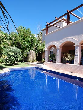 Casa Sierra holiday villa, Mijas, Spain